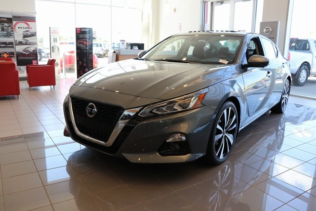 New 2020 Nissan Altima 2 0 Platinum With Navigation