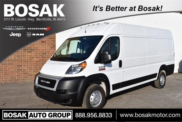 New 2019 Ram ProMaster 3500 High Roof