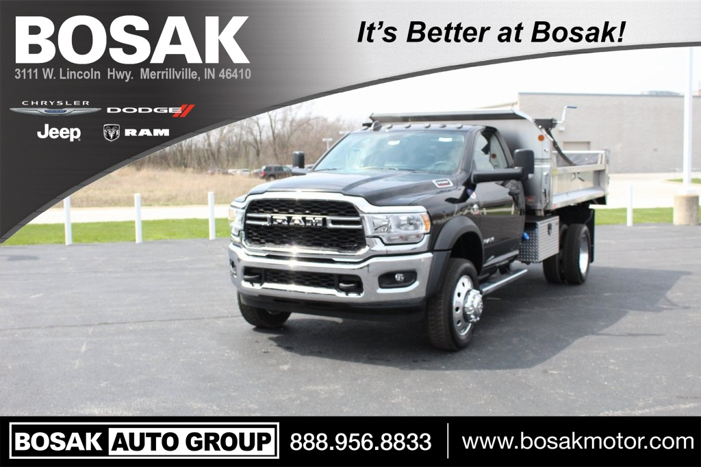New 2020 Ram 5500HD Tradesman