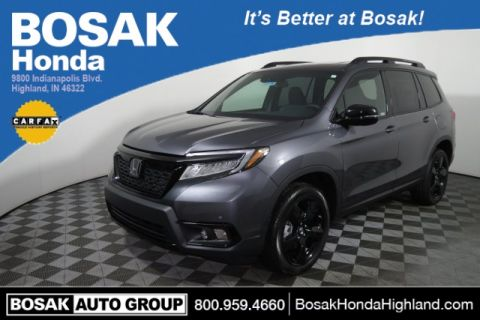 New 2019 Honda Passport Elite